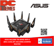 ASUS AX11000 TRI-BAND WIFI 6 (802.11ax) (RT-AX11000) GAMING ROUTER