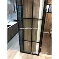 shintsai玻璃工程 細鋁框拉門 鋁框推拉門 浴室玻璃門 玻璃拉門 懸吊式玻璃拉門 隔間玻璃 廚房拉門 淋浴間