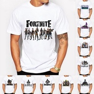 New Fortnite T-shirt Male Streetwear Fortnite T Shirt Men Camiseta Fortnite Victory Royale Harajuku