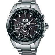 【SEIKO 精工】GPS 8X42 大視窗GPS太陽能衛星定位手錶(8X42-0AC0D  SSE149J1)