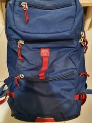 澳洲【STM】Drifter Backpack 15吋 輕旅者三層式筆電後背包 (深海藍)