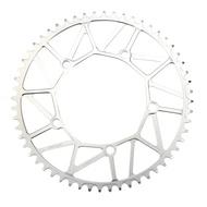 [130 BCD Bicycle Chainwheel Single Crankset 54/56/58T Chainring for Brompton,130 BCD Bicycle Chainwheel Single Crankset 54/56/58T Chainring for Brompton,]