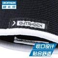 迪卡儂 青少年拳擊劍術格斗拳擊手套內膽黑色BOXU 韓語空間