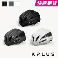 【KPLUS】ULTRA 單車安全帽 公路競速型 黑/白/灰 三色(安全帽/磁扣/單車/自行車)