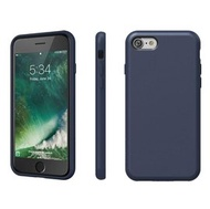 SwitchEasy Numbers iPhone 7 Plus , 耐刮防摔霧面保護套, 午夜藍