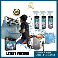ACE Electric Sprayer Aircon Spray Air con Cleaner Cleaning Kit (4th Gen) Air conditioning