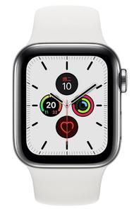 Apple Watch S4 LTE 44mm 不鏽鋼錶殼 容量 16GB