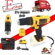 21v Impact Cordless Drill Impact Hammer Drill Battery & Charger Same Use The Bosch . Not The Bosch , Makita , Worx , Dewalt ,milwaukee ,hitachi ,dong chen ....But Quality And Warranty 6 month By Burst E Shop Drill Screwdriver user Plaster Ceiling