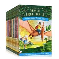 28 Books Set Magic Tree House Season 1 English Fiction Adventure Children Boys Girls Story Chapter Books