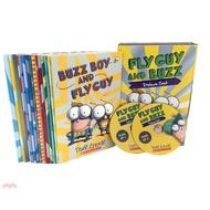 [64折]Fly Guy and Buzz Deluxe Set (15平裝+2CD) 初級英語橋梁書(有聲書)