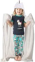 Blanket Hoodie for Kids - Large Hooded Blanket Wearable Animal Throw Unicorn Blanket for Kids - Throw Blankets with Hood - Hoodie Blankets for Kids - Throw Blankets with Hood (Unicorn Blanket)