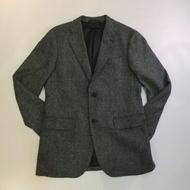 Uniqlo 保暖羊毛西裝外套大衣🧥