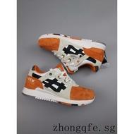 100% original Asics Gel-Lyte III Joint Limited Edition Running Shoes Orange