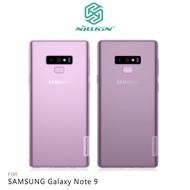 NILLKIN SAMSUNG Galaxy Note 9 本色TPU軟套透白