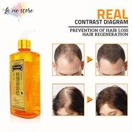 La vis Ginger Shampoo Anti Hair Loss Baldness Dandruff Effective Nourishing Moisturizing