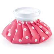 MUVA冰熱雙效水袋(9吋)-粉點/個【美十樂藥妝保健】