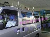 (小鳥的店)車頂架 水電架 行李架 牛角架 樓梯架 瑞獅 新瑞獅 space gear SURF .Freeca