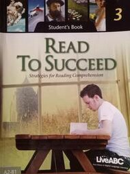 Read To Succeed - Student's Book Level 3 (原文書,內附教學CD)