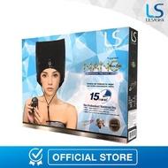 - การันตีของแท้ 100% -  Lesasha หมวกอบไอน้ำ Treatment Cap รุ่น LS0573 อบไอน้ำด้วยง่าย ๆ ที่บ้านคุณ นุ่มเงางาม พร้อมจัดส่ง สินค้า ของแท้ 100% มาตรฐาน สากล ราคา ถูก โปรโมชั่น พิเศษ ราคาถูก ประหยัด พร้อมจัดส่ง