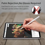 ปากกาสไตลลัส NO. 2 ปากกา Stylus For Apple Pencil 2 iPad 6th Gen7 10.2  air 3 pro 11 12.9 2020 2018 mini 5
