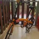 20吋摺疊單車。