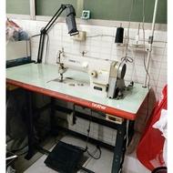 歐北麥…工業縫紉機brother(機器車頭日本原裝進口) -縫紉/拼布/裁縫