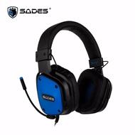 SADES賽德斯 DPOWER 魔狼之力 電競耳機麥克風 SA-722 適用手機/PC/PS4/Xbox One