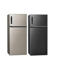 Panasonic國際牌579公升雙門變頻冰箱NR-B589TV-S1/NR-B589TV-A星耀金