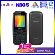 Neffos N105 (1 YEAR NEFFOS MALAYSIA WARRANTY)