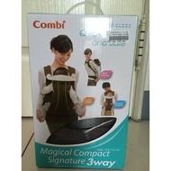 Combi SF3腰帶型舒適背巾三用型 紫色