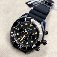 The Black Series Limited Editions  SEIKO Sumo Ninja Solarchronograph Limited Edition 3500 PCS.