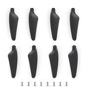 「航點子科技]H117S  零件 /原廠槳1包8隻/ 哈博森Hubsan Zino 4K 非z5 F11 tello