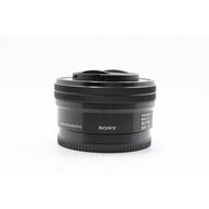 【台南二手Sony單眼鏡頭】Sony E 16-50mm f3.5-5.6 PZ OSS E-mount # 26180