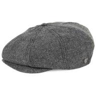 Brixton BROOD CAP - GRY 紳士帽