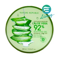 Nature Republic 92% 蘆薈補水修護保濕凝膠 #20377
