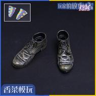 兵人偶 蝙蝠人丑爺 1/6皮鞋 含襪子 DX11 DX01 現貨