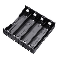 5pcs 4 Slots 18650 Battery Holder Plastic Case Storage Box for 4*3.7V 18650 Lithium Battery with 8Pin