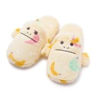 【CRAFTHOLIC 宇宙人】果汁香蕉猴室內拖鞋(果汁系列)