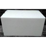 二手保麗龍箱 保麗龍盒 宅配運送 種花養魚 保利龍冰盒 保冷保冰儲冰儲存及保溫功能收納包裝材料皆適用 現貨可自取9成新