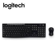 羅技 無線鍵盤滑鼠組(有注音) MK270r