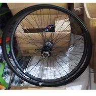 Wheelset Rims Wheel Rims Wheel Set 27.5 Alloy Freehub Cough B409 Exotic Mountain Bike Mtb Federal