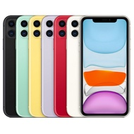 Apple iPhone 11 128G 6.1吋空機 加贈玻璃保護貼紫色