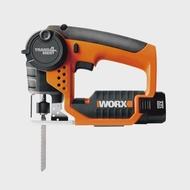 【WORX 威克士】WX540 12V 鋰電家用軍刀鋸 (單電池)