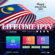 (BUY 1 FREE 1)LIFETIME SMARTER IPTV 4K 🇲🇾BIG SALES TOPUP ACTIVATION MYIPTV SYBER TV SYBER HAOHD IPTV8K SVIGO SVI