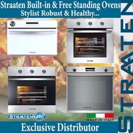 *SUPER SALES* Straaten Steam Oven and Multi-Function Built-in Oven Promo