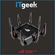 Asus ROG Rapture GT-AX11000   AX11000 Tri-band WiFi 6 Gaming Router