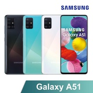 【SAMSUNG 三星】Galaxy A51 6G/128G(加送空壓殼+滿版玻璃保貼-內附保護套+保貼)