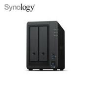 Synology 群輝 DS720+ 網路儲存伺服器