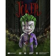 4D XXRAY 小丑 Mighty Jaxx Jason Freeny 解剖卡通擺件