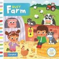 พร้อมส่ง *** Busy Farm (Busy Books) -- Board book